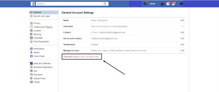 How to Convert Facebook Account/Profile to Facebook Page