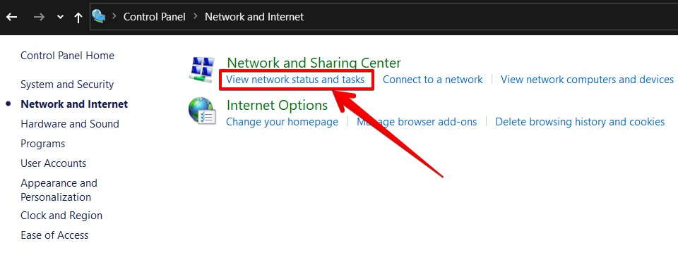 screenshot-of-network-and-sharing-center-under-control-panel