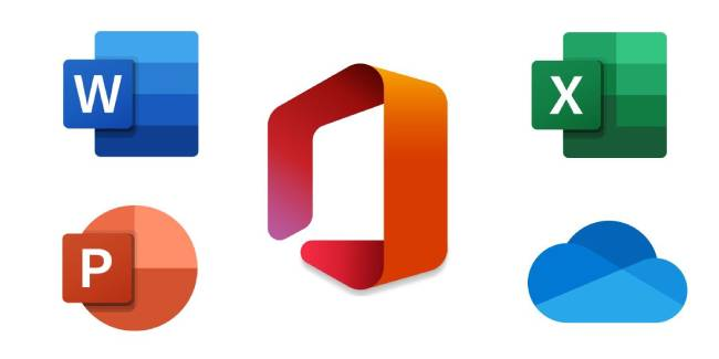 Microsoft office app key features...